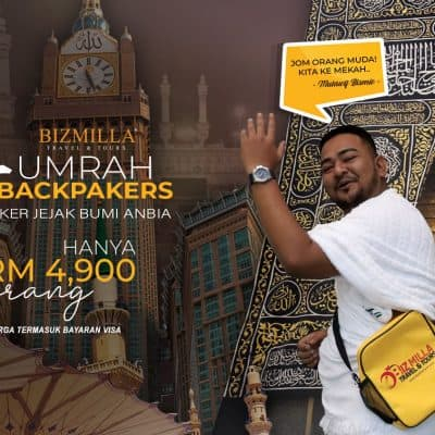 Umrah Backpakers