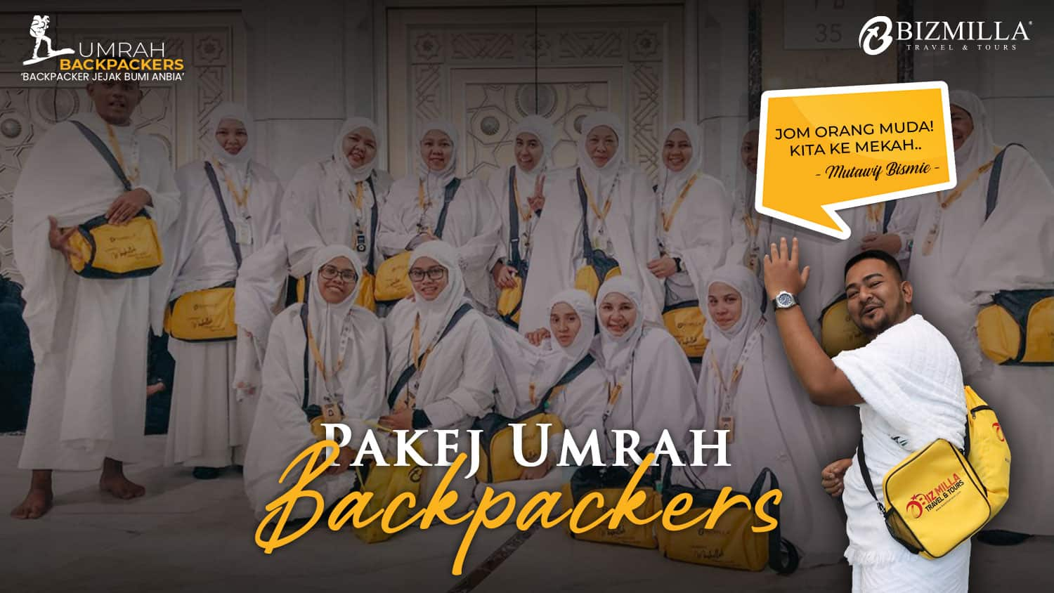 Umrah Backpackers